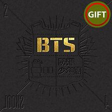 BTS - [2 COOL 4 SKOOL] 1st Single Album CD + PhotoBook + [GIFT SET] kpop BANGTAN