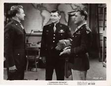 """COMMAND DECISION""-ORIGINAL PHOTO-CLARK GABLE-VAN JOHNSON-BRIAN DONLEVY"