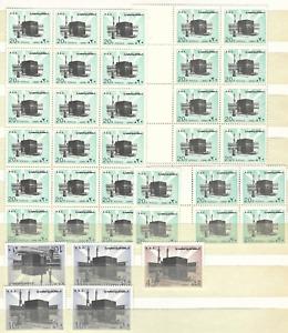 Saudi-Arabien, kleiner Briefmarkenposten aus Portobestand, postfrisch / ++