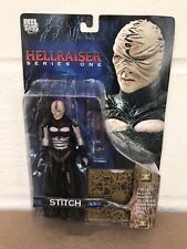 "Neca Hellraiser Series One Stitch 7"" Action Figure - New Sealed Moc"