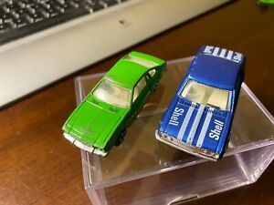 Playart Toyota Corona Mark II 1900 & Mazda Cosmo lot