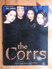 The Corrs - The Best So Far song book piano voice guitar