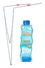 BILLIONZ OF BUBBLZ - GIANT BUBBLES 354ML BRAND NEW CHEAP OUTDOOR FUN