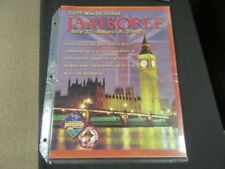 2007 World Jamboree Invitation Folder    eb12