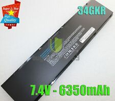34GKR G95J5 PFXCR Battery For Dell Latitude E7420 E7440 E7450 Upgrade 2019