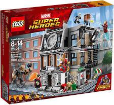 LEGO 76108 Marvel Sanctum Sanctorum - Der Showdown. Dr. Strange.
