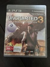 Uncharted 3 Drakes Deception PS3 Game
