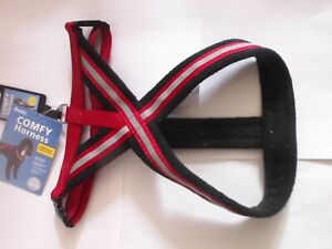 COMPANY OF ANIMALS COMFY HARNESS RED (SMALL)