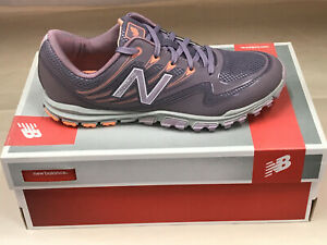 NEW New Balance Minimus Purple Womens Golf Shoes 10.5M WATERPROOF Were $100