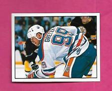 1988-89 PANINI # 193 OILERS WAYNE GRETZKY  STICKER CARD (INV# D1108)