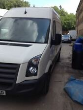 2008 VW CRAFTER MWB SPARES OR REPAIRS
