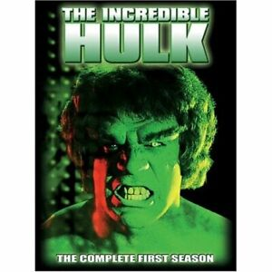 The Incredible Hulk: The Complete First Season [DVD][Region 2]
