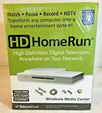HD Home Run Silicon Dust Dual ATSC Tuner Model number HDHR-US