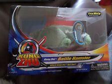 KUNG ZHU BATTLE HAMSTER NEW IN BOX