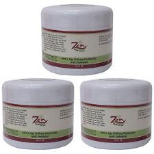 ZEN UOMO età sfidare crema 30ml PK3 defensil ® anti invecchiamento pelle più morbida protezione