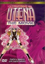REVOLUTIONARY GIRL UTHENA: THE MOVIE – DVD, BOTH ENGLISH & JAPANESE VERSIONS