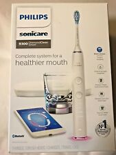 Philips Sonicare DiamondClean 9300 Smart Electric Toothbrush WHITE HX9903/01