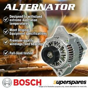 Bosch Alternator for Toyota Previa TCR10R Tarago TCR10R 2.4L 103KW 1990-2000
