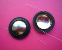 4 inch 25.4mm 25.5mm Tweeters Treble Voice Coil Composite Titanium Film Speaker