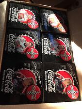 "2000 NASCAR BOBBLE HEAD ''THE COCA COLA RACING FAMILY"" SOLID CASE #'s 3823-3824"