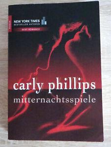 Carly Phillips - Mitternachtsspiele erotischer Roman von 2006