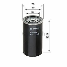BOSCH Fuel Filter 1457434300 - Single