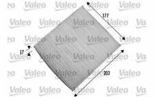VALEO Filtre habitacle pour FIAT 500 PANDA 698866 - Pièces Auto Mister Auto