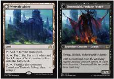Westvale Abbey   Ormendahl, Profane Prince Magic the Gathering Card (NEAR MINT)