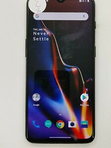 OnePlus 6T A6013 128GB T-Mobile Clean IMEI Fair Condition LR-305