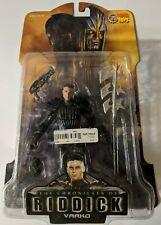"The Chronicles of Riddick Vaako 7"" action figure Moc, Nrfb Karl Urban Sota Toys"