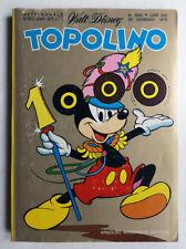 TOPOLINO LIBRETTO n 1000 cartolina abbonamento bollino 1975