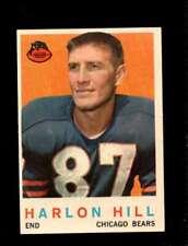 1959 TOPPS #167 HARLON HILL VG+ BEARS *SBA1496