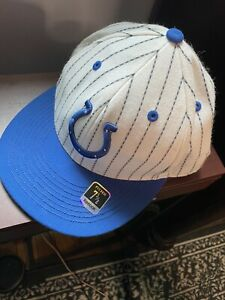 Retro Indianapolis Colts Hat
