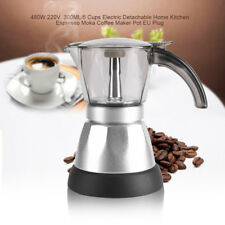 6 Cup Coffee Maker Machine Espresso Electric Brewer Automatic Kitchen Appliance