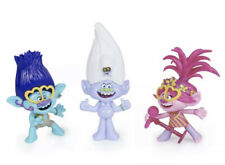 Dreamworks Trolls World Tour Dive Characters 3pk New Free Shipping