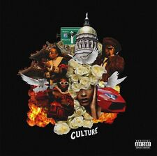 Migos CULTURE CD Sealed New 2016 EXPLICIT PA