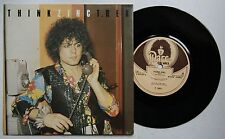 T.Rex Think Zinc UK 1983 3Tr EP Marc On Wax Unplayed