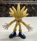 Jazwares Sonic Hedgehog Super Silver Action Figure 3 Inch Sega RARE Toys R Us