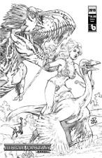 Jungle Fantasy Annual 2019 Century Faster Variant Boundless Comics Ltd /100