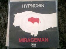 """MIRAGEMAN - HYPNOSIS / HASHISH  * RARE LIBRARY JAZZ FUNK 7"""" 45"""