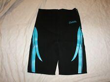 Curves Neoprene Trimming Shorts - L