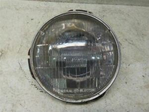 Driver Left Headlight Bucket Fits 72-79 SUBARU PASS.