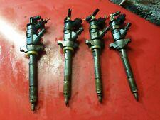 Peugeot Citroen1.6 HDI  Diesel Fuel INJECTORS SET 0445110311