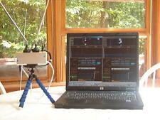 RTL-SDR JADE HELM-15 dual radio receiver rig [(2x) RTL2832U+R820T2]