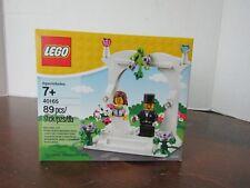 Lego Wedding Cake Topper 40165 BNIB