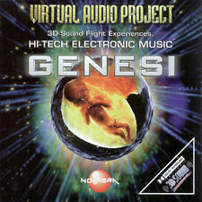 VIRTUAL AUDIO PROJECT - Genesi - Cybertracks Records