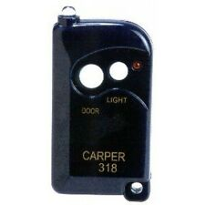 Carper CX318 Garage Door Remote Allister Compatible