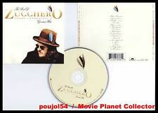 "ZUCCHERO ""The Best Of - Greatest Hits"" (CD) 1996"