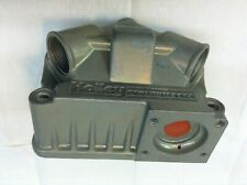 2 Open Base Carburetor Mounting Gasket Edelbrock Holley Barry Grant Non Stick