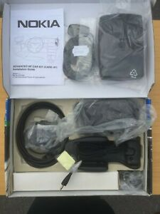 Nokia hands free car kit for the wonderful Nokia 6310 (best mobile phone ever)